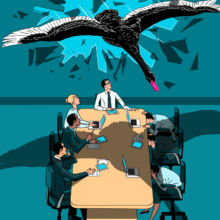Client : McKinsey & Company - Are you prepared for a corporate crisis?
