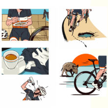 Client: Bicycling Magazine (US) This is your body on cycling