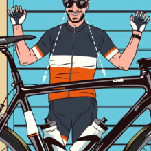 Client: Bicycling Magazine (US) You see your bike
