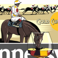 How to Spend it - The Hennessy Gold Cup by Bill Butcher