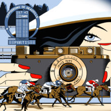 FT How To Spend It - Deauville Flat-Racing at the Hippodrome by Bill Butcher