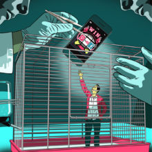 The Economist 1843 Magazine - The Scientists who make Apps Addictive by Bill Butcher